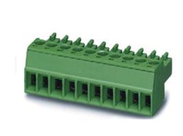 速普 绿色插拔式连接器MC-RA3.5HXXC/MC-RA3.81HXXC