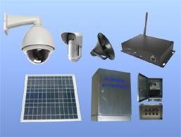 高压输电线路防外力破坏在线监测系统