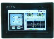 顾美科技 触摸屏PLC一体机EX2N-10MT-70H