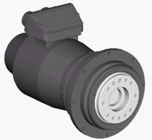 MP系列集成減速箱電機