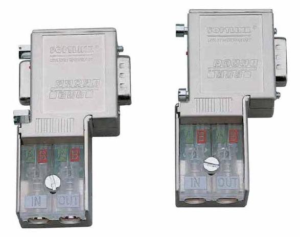 金屬外殼屏蔽型總線連接器