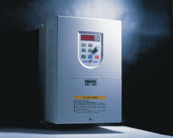 森蘭SB60全能王矢量控制變頻器