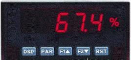 Red Lion PAX系列 1/8 DIN 面板仪表