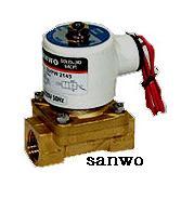 SANWO 电磁阀