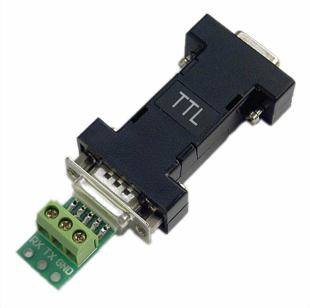 工业级无源232转ttl串口转换器