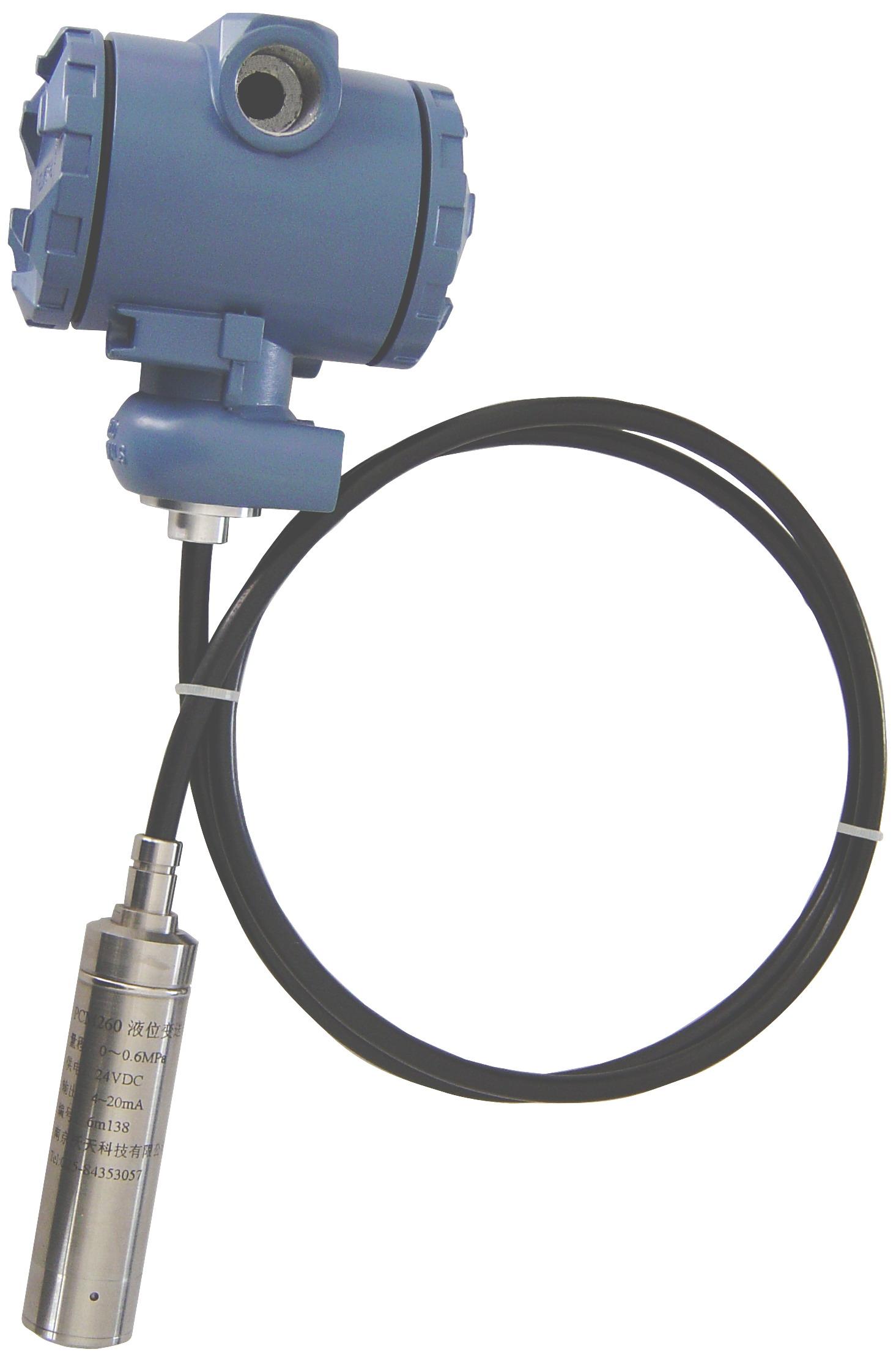 变送器液位传感器接线图解
