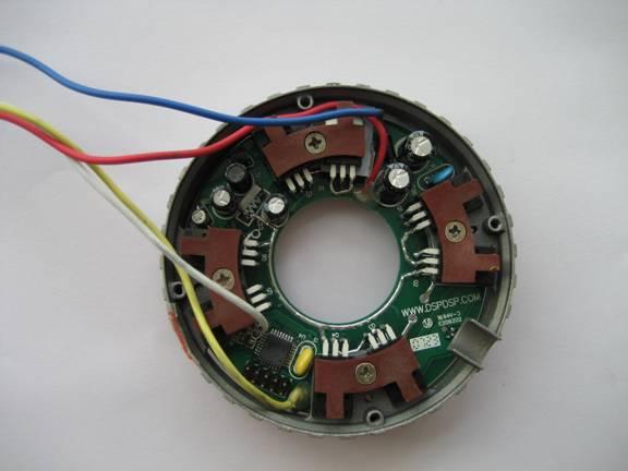 风机,水泵,压缩机用无传感器无刷电机控制器驱动器