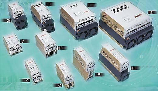 ZEROSPAN--Heatsoft系列F、K、V型SCR電熱調整器/電力調整器