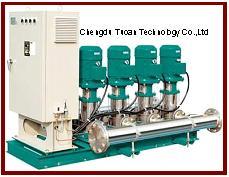 成都恒压供水设备-自动改变水泵转速保持水压恒定