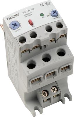 供应ndr1电子式热过载继电器
