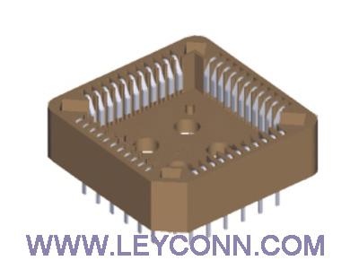 PLCC插座