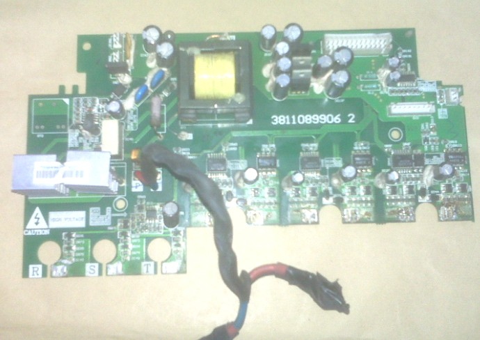 台达b-18,5kw变频器驱动板