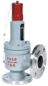 波纹管平衡式安全阀-安全阀-进口安全阀