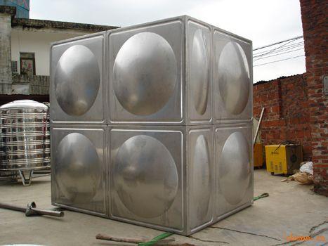 桐乡消防水箱 不锈钢保温水箱