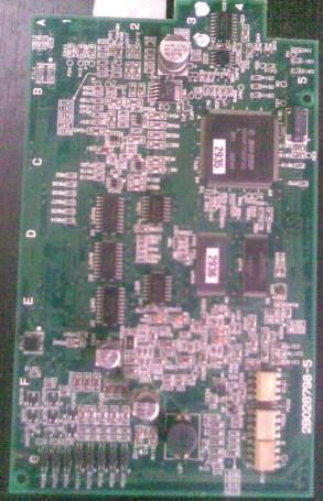 日立sj300变频器控制板