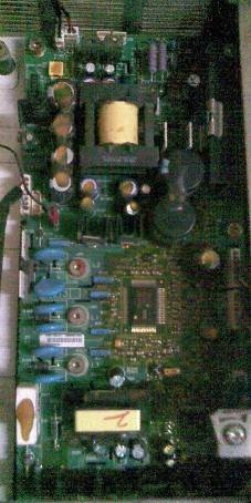 施耐德atv38-30kw变频器电源驱动板