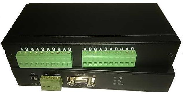 485集线器 232共享器 485隔离器 485HUB