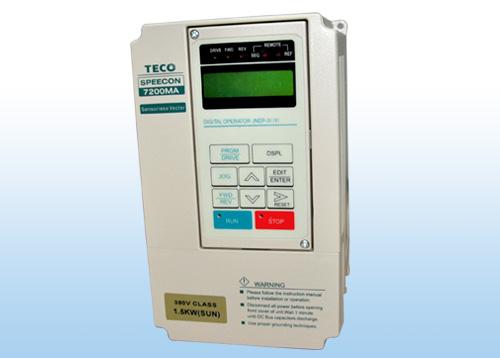 东元7200ma系列通用型变频器