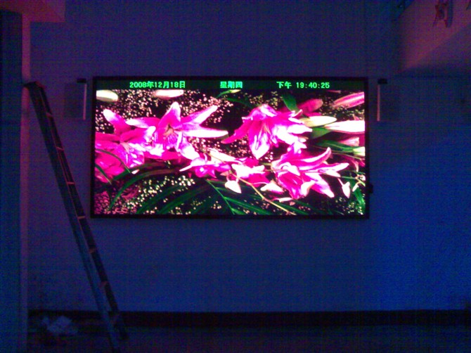重庆显示屏13002384560专业生产中色科技