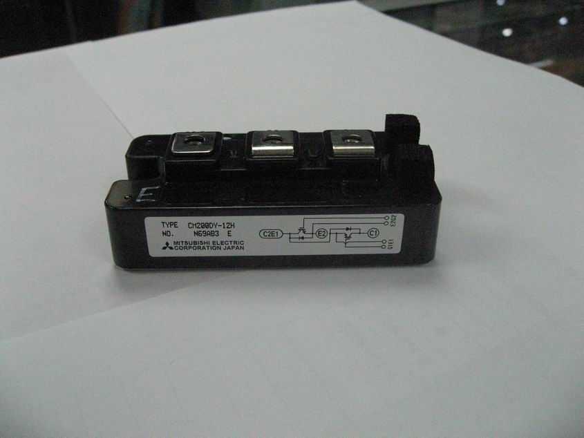 固力通达现货优价供应三菱功率模块CM200DY-12H