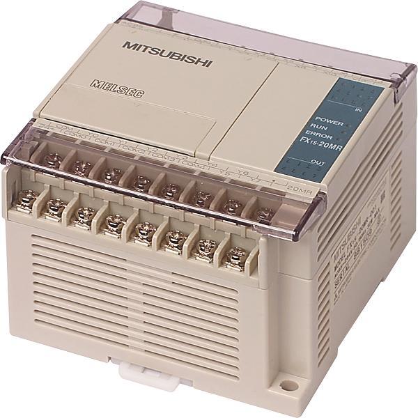 三菱plcfx1s-20mr-001