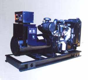 兰州星光帕金斯柴油发电机组工作原理及优势 高清图片