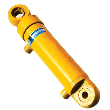 铲车油缸结构图