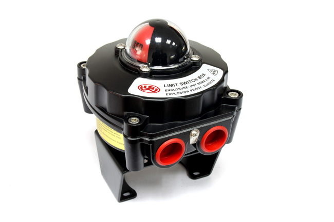 LSW400防爆阀门回讯器,CT6防爆阀门回信器,限位开关盒