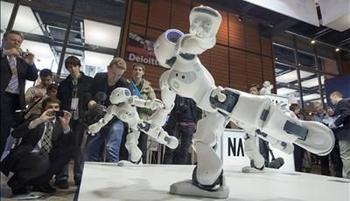 2013中国国际机器人展览会