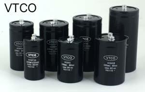 大容量铝电解电容