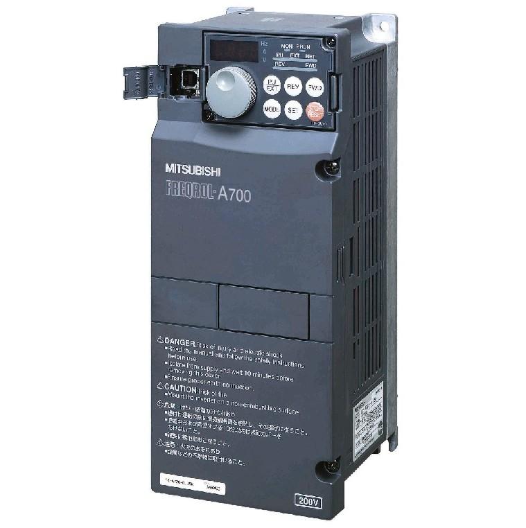 三菱变频器A740-0.75K-CHT新到库存