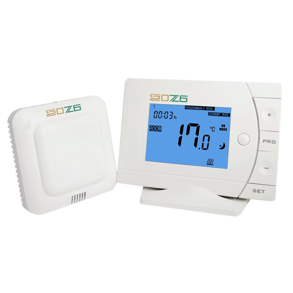地暖温控_地暖无线温控器