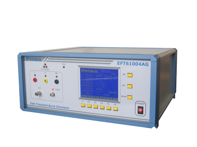 Prima-普銳馬EFT61004AG智能型脈沖群發生器