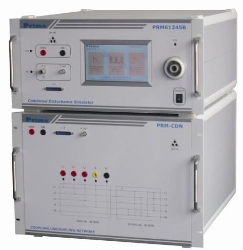 Prima-普锐马触摸屏全智能组合式抗扰度发生器PRM61245B