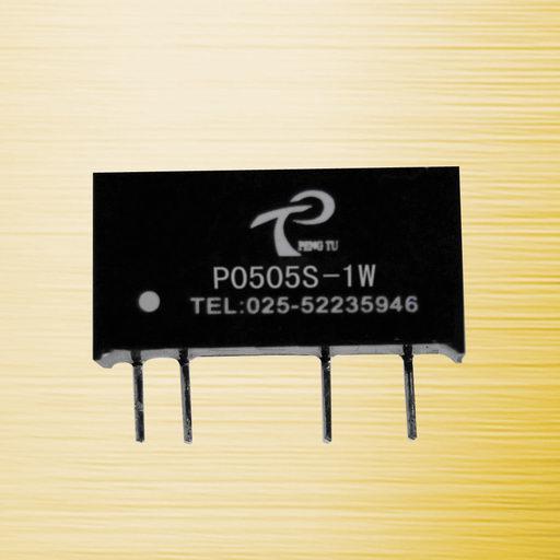 P_S D-1W系列 DC/DC 微功率模块电源 电力电源
