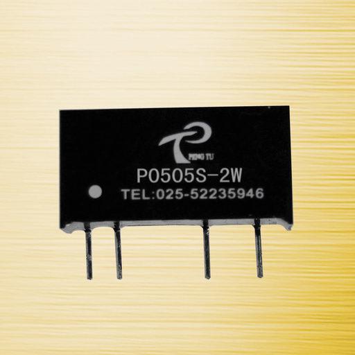 P_S/D-2W系列 DC/DC 微功率模块电源 电力电源