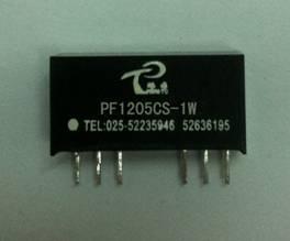 PE_CS-1W / PF_CS-1W系列 DC/DC 模块电源 电力电源