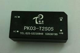 PK03系列 AC-DC 模块电源 电力电源 隔离稳压单路输出