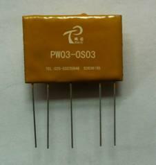 PW03-0SXX系列 AC/DC 模块电源 电力电源 交直流宽压