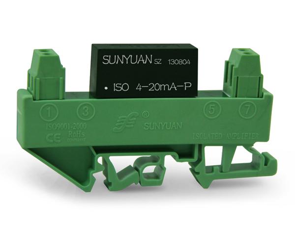 4-20mA两线制隔离变送器