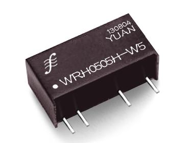 顺源科技电能表专用6KVAC高隔离防静电DC/DC模块电源