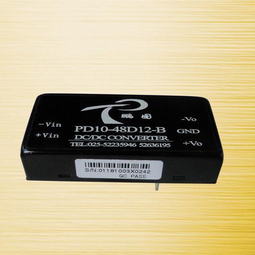 PD-B/6w-12w DC/DC 引针式模块电源 电力电源