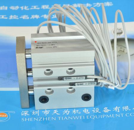 日本SMC三轴气缸