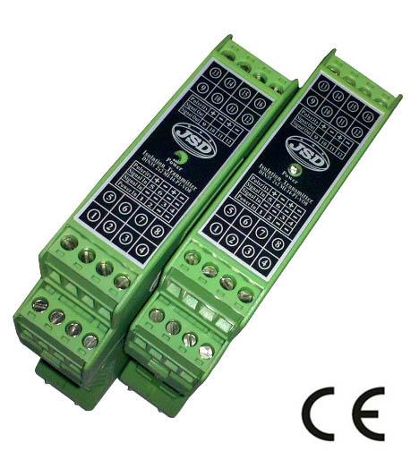 传感器/PLC配套专用信号隔离变送器