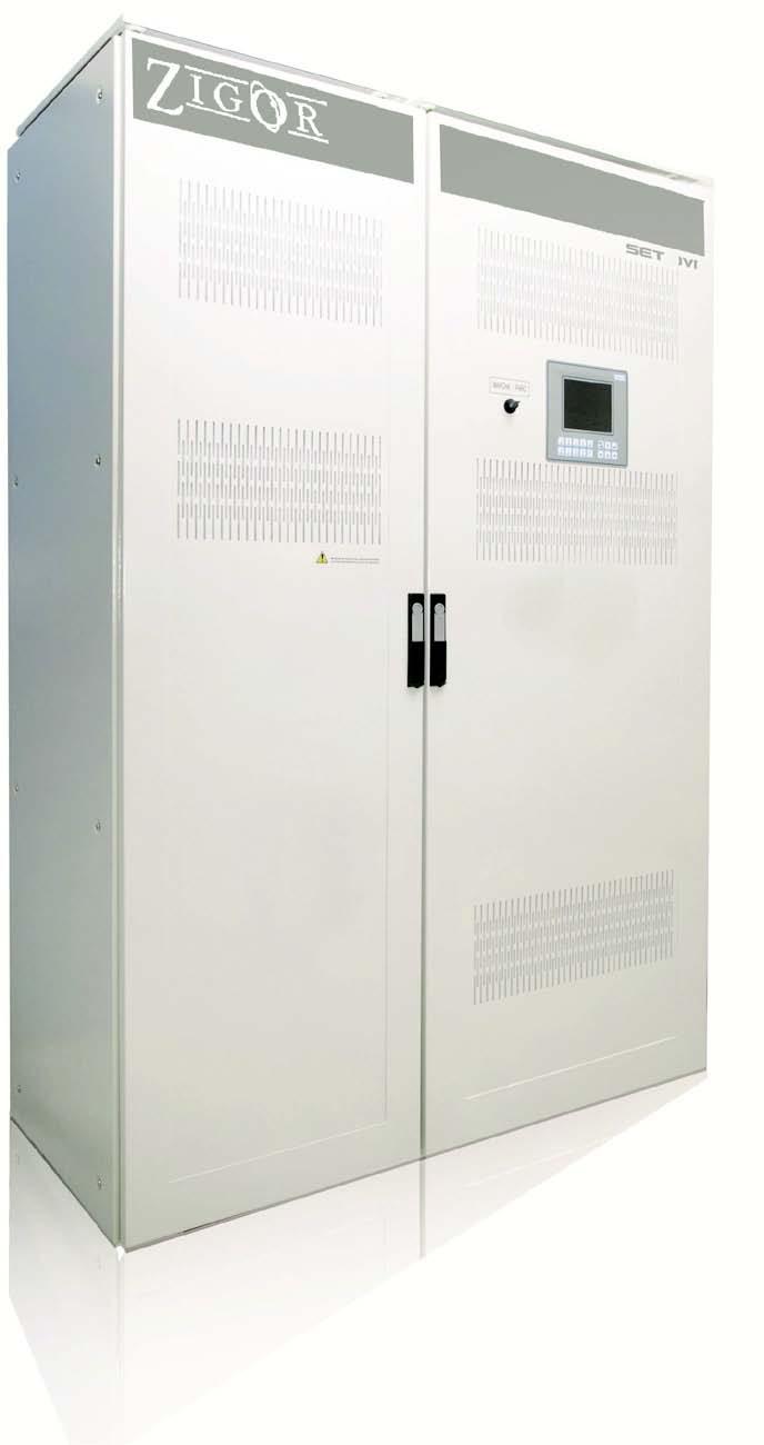 电能质量治理—Zigor AVC SET动态电压调节器,电压暂降、电压波动保护,稳压装置