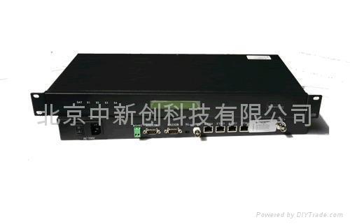 双网口NTP服务器 DNTS-72