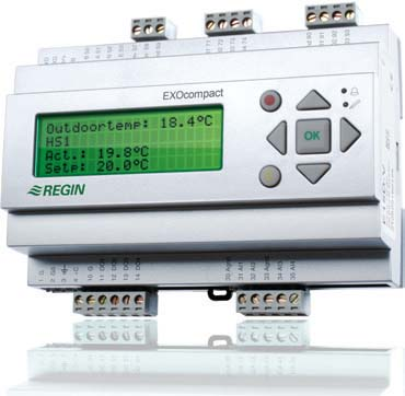 可编程控制器 C150-S C150D-S C152-S DDC REGIN 楼宇自控系统