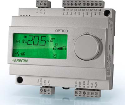 单回路控制器 OP5 OP10 REGIN 楼宇自控系统