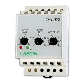 融冰温度控制器 TM1-1T/D REGIN 楼宇自控系统