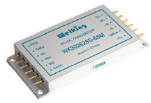 高可靠DC-DC 电源模块WK30***-65 系列